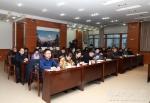 学校召开干部任前集体谈话会 - 西藏民族学院