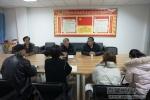 中山大学音像出版社总编辑徐劲到图书馆座谈交流 袁东亚副校长参加 - 西藏民族学院