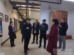 袁东亚副校长到档案管理中心检查指导档案数字化工作 - 西藏民族学院