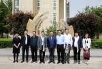 南京大学副校长陆延青一行来访我校 - 西藏民族学院