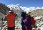 """第二次青藏科考研究队""""大气环境与冰冻圈要素综合科学考察""""圆满结束 - 科技厅"""
